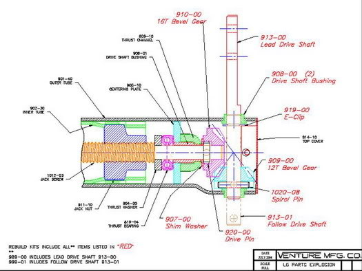 Venture Landing Gear Parts Diagram Introduction To Electrical
