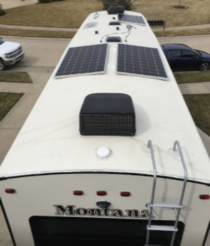 My Solar Install - It's Complete - Montana Owners Club - Keystone