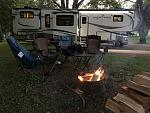 Camping in Penn Grand Canyon
